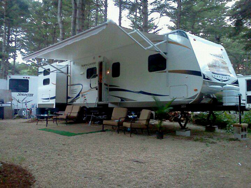 The Pines Campground Seasonals